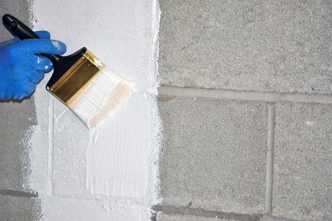muur waterdicht maken